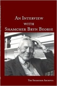 Interview with Shamcher Beorse