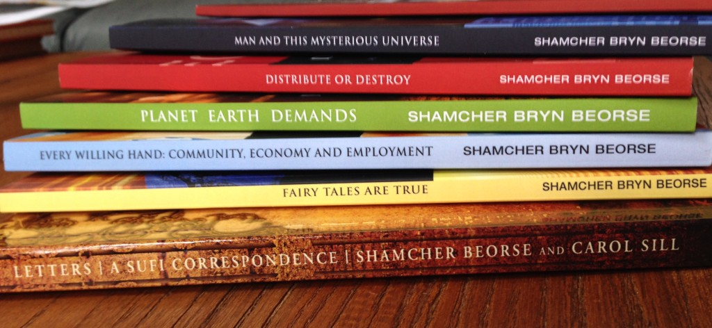 Books from Shamcher Archives